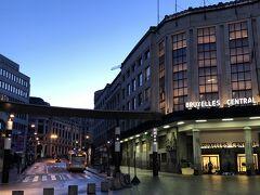 ★ブリュッセル3日目の朝。  今日は、高速列車タリスに乗って、オランダ(アムステルダム)まで行きます。