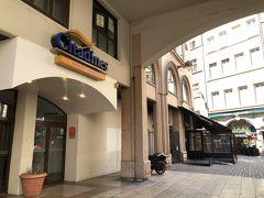 12:40、リヨン・パール・デュー(Lyon Part-Dieu)駅に到着。 11日ぶりに戻ってきました。  アパートへはタクシーを利用。14.4ユーロ。 13時、これから4泊する「シタディーン・アパートホテル・リヨン・プレスキル(Citadines Presqu'Ile Lyon)」にチェクイン。