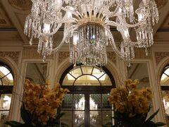 プラザホテルをチラ見。