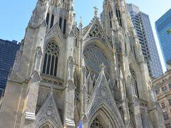 セントパトリック教会。