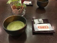 昇仙峡で時間ロスし、ワイナリーの営業時間が終了してしまったため、早めにホテルにチェックイン。