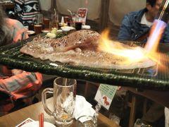 当店イチオシの炙り肉寿司  このあともう一軒ハシゴで某チェーン居酒屋に行き、解散。  わたしはホテルに一泊して、翌日の高速バスで東京へ戻りました。  年末のできあがりが楽しみ~ の前に、ラベルのデザイン考えなきゃ😅