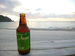 前浜前のお店でビールを購入