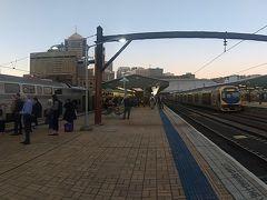 17:52 2時間でセントラル駅