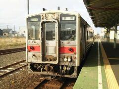 北海道5日目は根室発8:24の釧路行列車から始まります。 今日は昨日通過した厚岸駅で下車して厚岸名物の牡蠣をいただきます! 花咲線の途中駅で下車するのも初めてなので楽しみ。