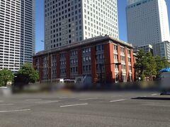 向かい側には横浜第2合同庁舎