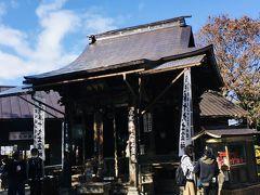次は宇賀神堂をお参りします。
