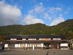 竹田駅の背後には竹田城が・・・