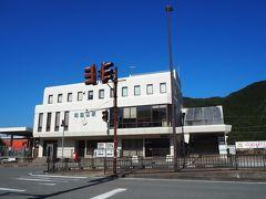 (電車)竹田 10:28→ 10:34 和田山 190円  オーナーが紹介してくれた太田家へ。 和田山から15分歩くって聞いてたけど、実際は30分だった。