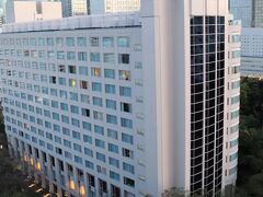 ザ・プリンスさくらタワー東京。  各ホテルのクラブフロアの宿泊者は、3館のクラブラウンジを相互利用可能。