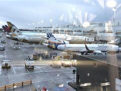 ★4日目  ホテルをAM6:30にチェックアウトし、ICでブリュッセル空港に。