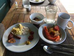 ルメリアマウイ3泊目の朝。朝食はいつものように