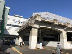 まずは福井駅までやってきた~。 手前の工事中の高架は新幹線様です。  今回は、基本スマホ撮影です。