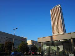 さあ、朝の岐阜駅にやってきました。ちょっと予定よりも出発が遅れてしまいましたが、まだ7時半。余裕はあります。