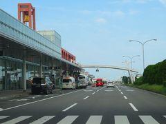長崎空港に無事戻ってきた。