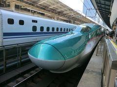 東北新幹線のJR東日本.E5系。 乗りたくなってきた。