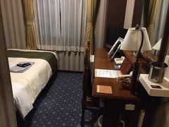 宿泊はホテルニューステーション