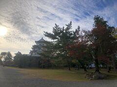 14:50 伊賀上野城