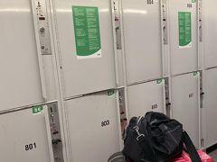 朝8時にサンプトペテルブルグからヘルシンキ港に到着。下船から入国審査まで30分程度でした。トラム・バス乗り放題の1日券ゾーンはABC空港まで込み12?(大人))を購入してまずは、ヘルシンキ中央駅に移動。 駅の地下にコインロッカーがあったのでそこにスーツケースを預けて観光に出発 コインロッカーは158センチサイズ(機内預け入れ最大サイズ)のスーツケースが2個入るロッカーがたくさんありました。1つ8?。コインのみしか使えませんが、コインロッカールームの入り口に両替機がありました。