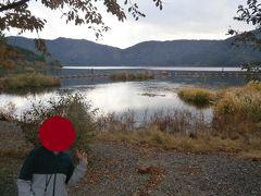 余呉湖は琵琶湖の北側に位置する湖で冬期はワカサギ釣りが楽しめるそうです。