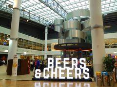 9月3日(火)  ブリュッセルに到着しました!  イベリア航空 MAD15:35ーBRU18:00