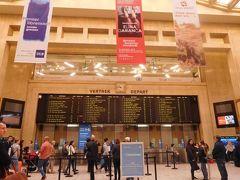 さて、ブリュッセル中央駅へ。
