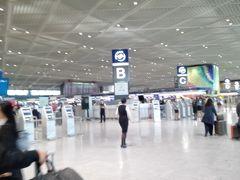 成田空港第一ターミナルに到着~♪
