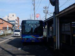 週末はバスが二便しかなくて、きっと普段はガラガラなんでしょうけど、中国人観光客が大挙してきて、バスかなり混雑していました。