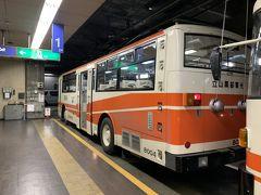 立山トンネルトロリーバス(富山県立山町)