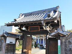 芝増上寺子院群のひとつの本願寺