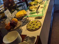 「旧軽井沢KIKYOキュリオ・コレクションbyヒルトン」  ホテルの朝食です。