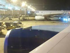 初のハノイに到着。 空港小さいので、出るのも早いですね。