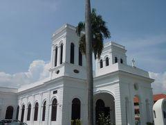 なんども各国の植民地になってきたマレーシア 西洋建築も沢山あります。