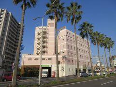 2泊した宮崎第一ホテル。お世話になりました。