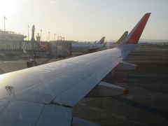 16:20発のジェットスター636便で、宮崎空港を後にします。 宮崎良かった!また来たい!