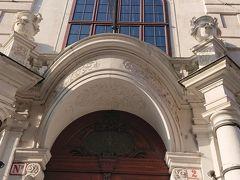 1683年に建てられたロプコヴィッツ宮の建物が演劇博物館になっています。 ここでは舞台芸術の総合博物館です。 ここにある有名なクリムトは今日本に来日中で見ました。 ここに来た理由は、現在改修中の造形美術アカデミー絵画ギャラリーの作品が一部ここに展示されているからです。