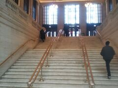 アンタッチャブルの階段。