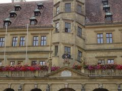 ローテンブルク・オプ・デア・タウバー Rothenburg ob der Tauber  旧市庁舎 Rathaus