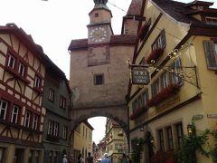 ローテンブルク・オプ・デア・タウバー Rothenburg ob der Tauber