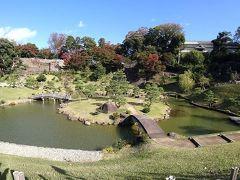 金沢城公園の玉泉院丸庭園に到着。