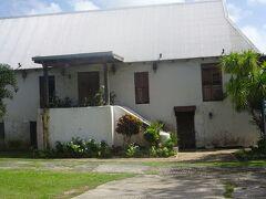 エル・コンベント(1856年に建立されたグアム最古の僧院)