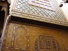 ムーレイ・イドリス廟。  フェズ繁栄の礎を築いたムーレイ・イドリス2世のお墓がある聖廟。