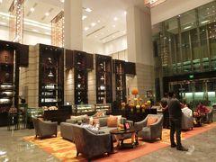 19:30頃、今夜のホテルに到着する。CROWN PLAZA ROHINI(クラウンプラザ・ロヒニ)と立派なホテルで5つ星らしい。ロビーが広く天井が高くそして立派なだ。