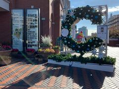 恵比寿ガーデンプレイスへ クリスマスですね
