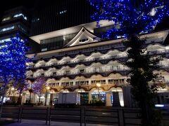 難波の歌舞伎座が老朽化の為に閉館したのは2009年の事  こちらも2019年12月1日に ホテルロイヤルクラッシック大阪として開業