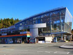 9時7分。開館直後の道の駅おおむたにタイミングよく到着。知らない間に県境を越えていた。旅番組みたいに福岡県にジャンプして入れずに損した気分。