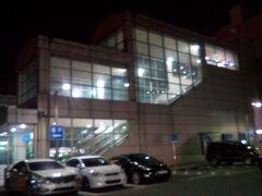東大邱駅に到着。