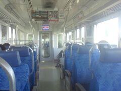 柳川駅で特急に乗り換え。