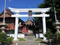 次に向かったのは、  ハワイ金刀比羅神社  ハワイ大宰府天満宮  同じ敷地内にあります♪♪