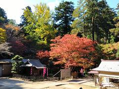 次は車で10分ほど走らせ 安来清水寺に来ました。